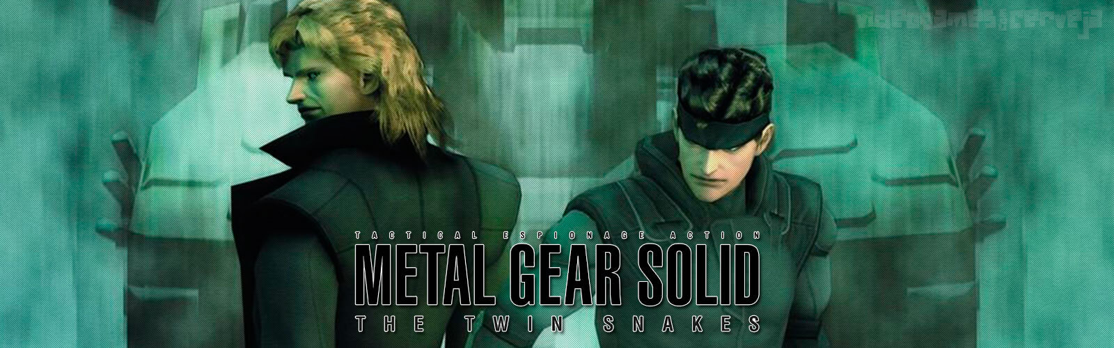 Análise - Metal Gear Solid: The Twin Snakes (GC) Cover