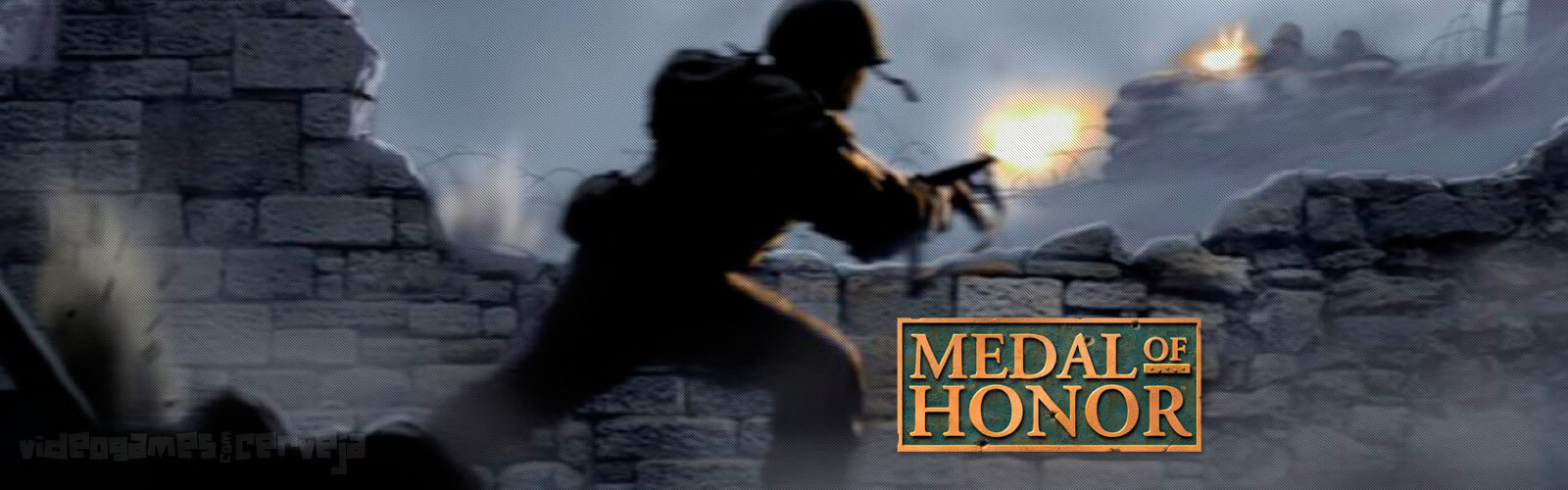 Análise - Medal of Honor (PS1) Cover