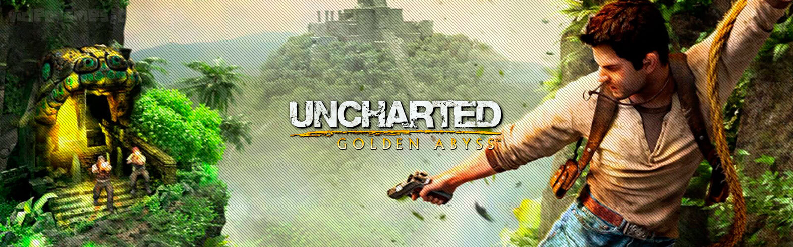Análise - Uncharted: Golden Abyss (PS Vita) Cover