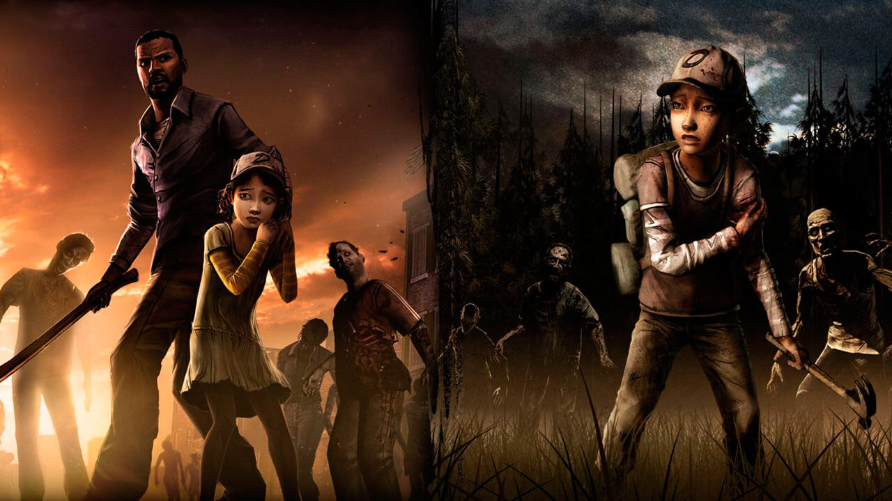 Análise - The Walking Dead: Season 1 & 2 (PS Vita / PS4) Cover