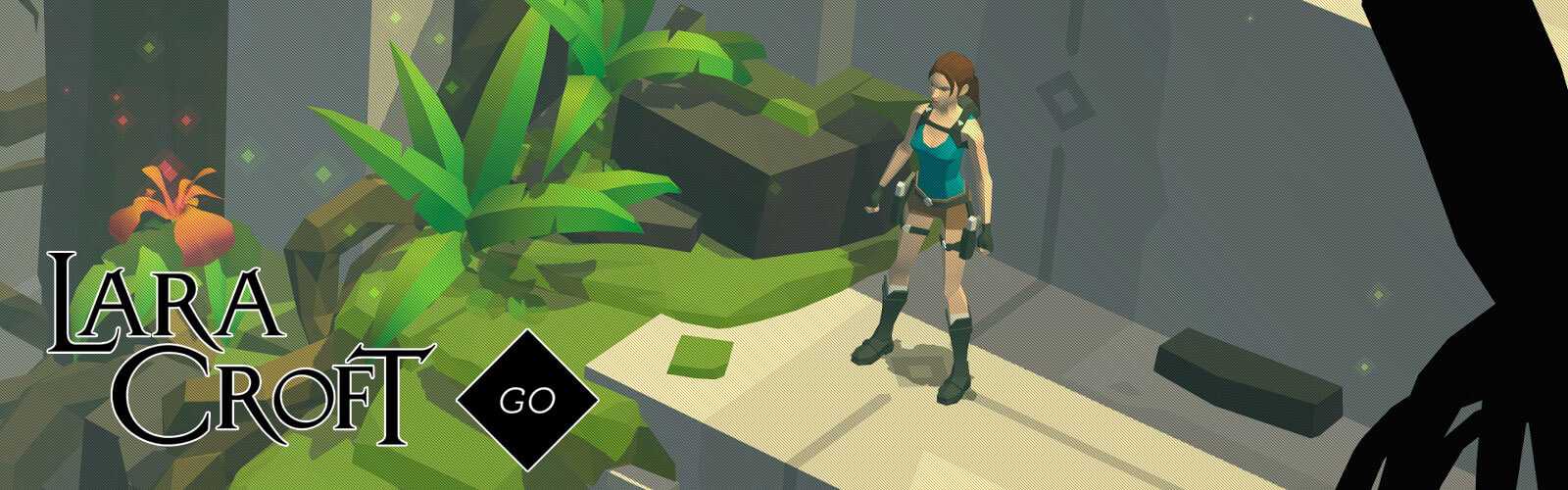 Análise - Lara Croft GO (PS Vita) Cover
