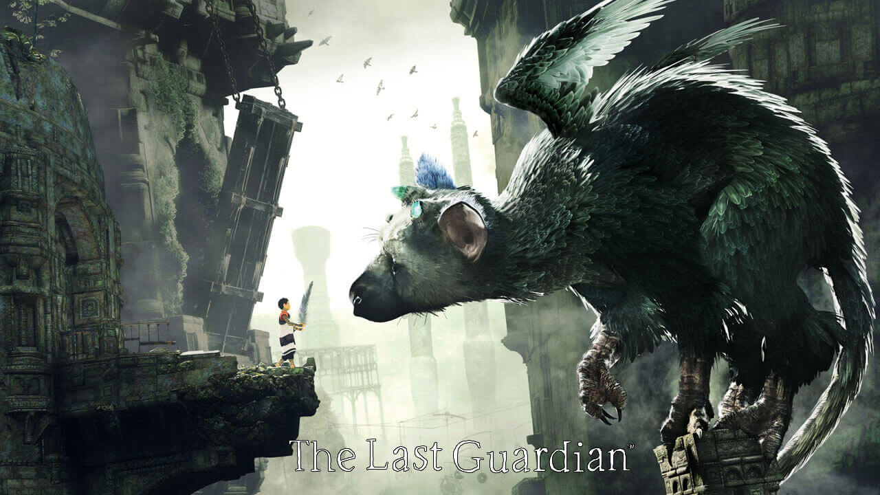 Análise - The Last Guardian (PS4) Cover