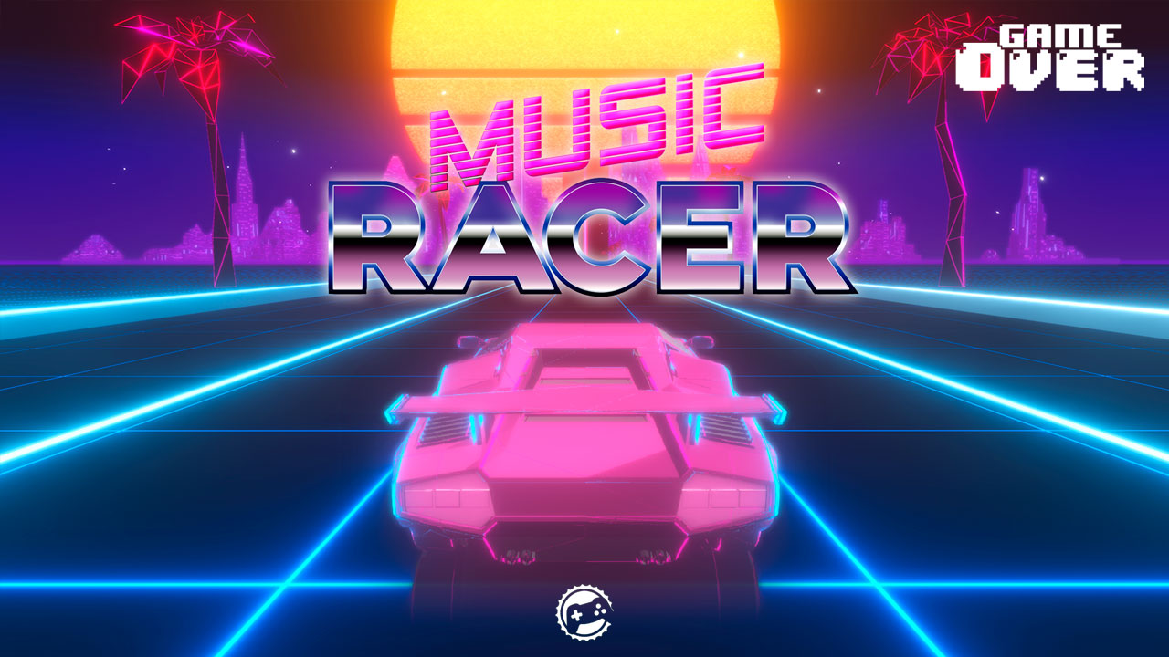 Análise - Music Racer (PS4) Cover