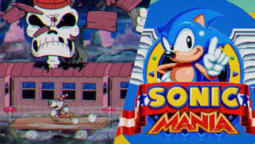 Resumo da Semana - Gameplay de Cuphead; Novidades do Sonic; Rise of the Tomb Raider para PS4; Pac-Man Championship Edition 2 e mais.. Cover