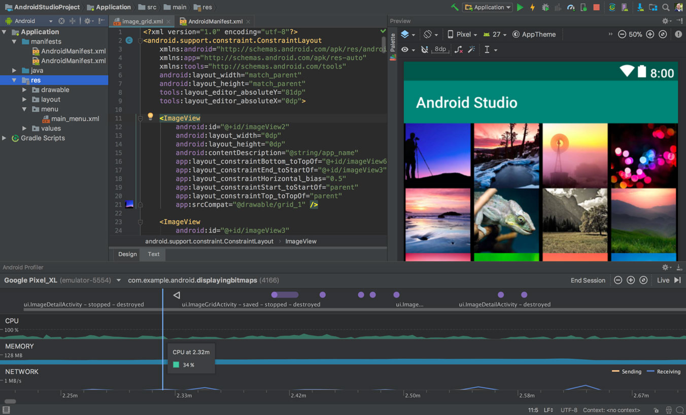 Android Studio (Imagem: Android Developers)