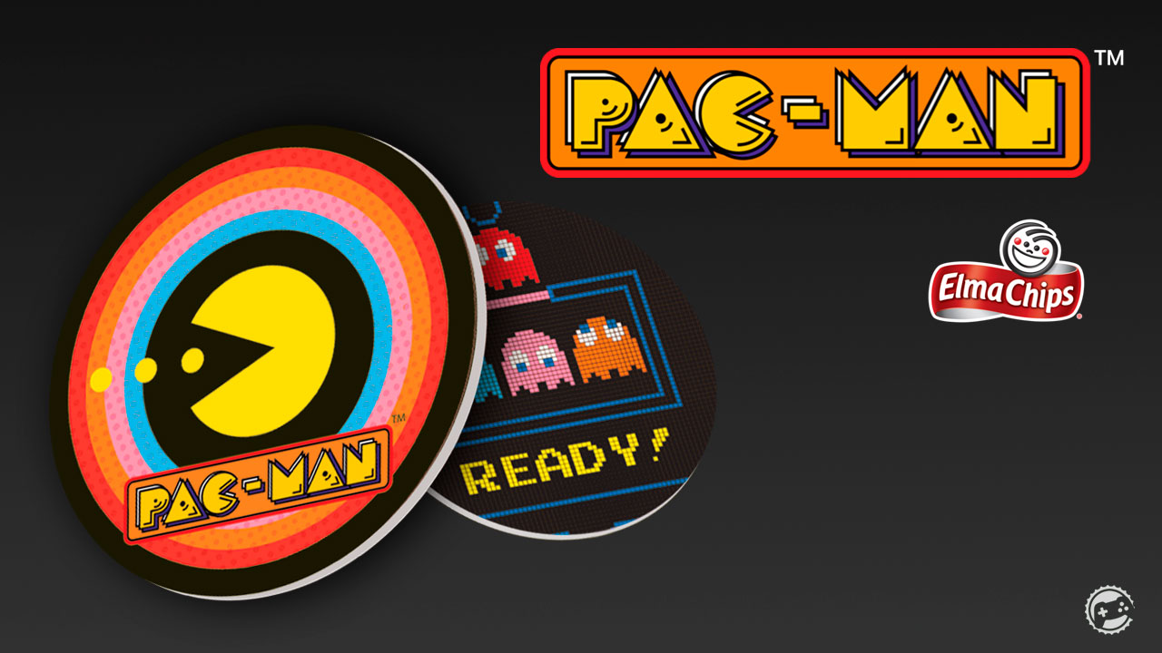 Lista completa dos tazos do Pac-Man (Elma Chips, 2020) Cover